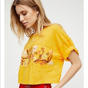 We The Free Tee | Anthropologie | Size XS